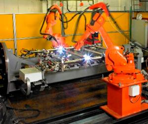 Robots industriales 2