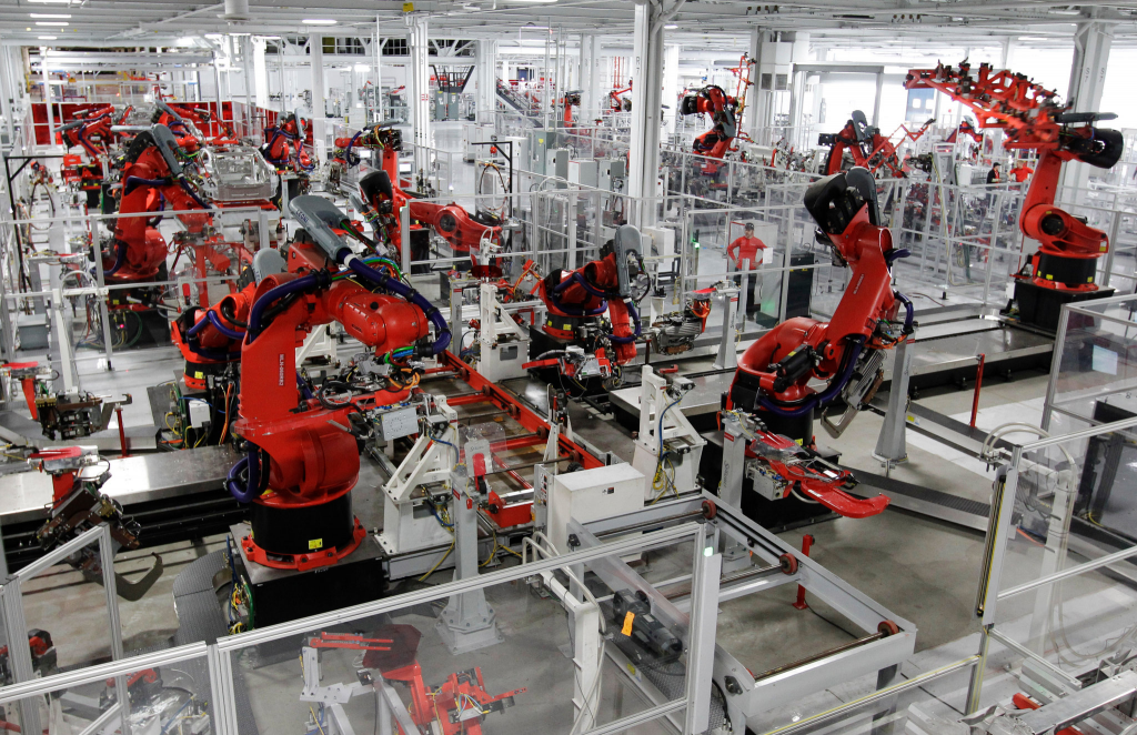 Robots industriales 3