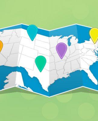 Google Maps: Sprint To Brazil